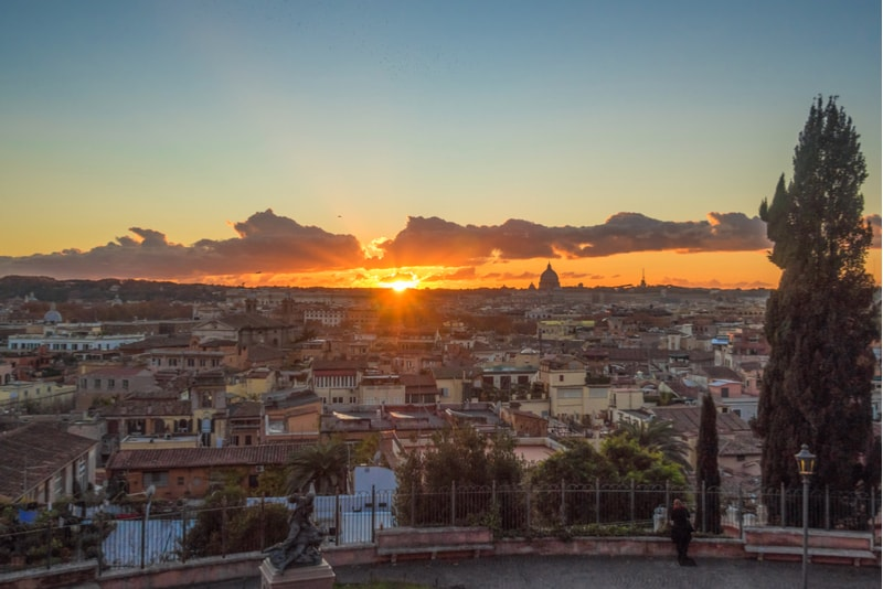 Pincio - places to visit in Rome