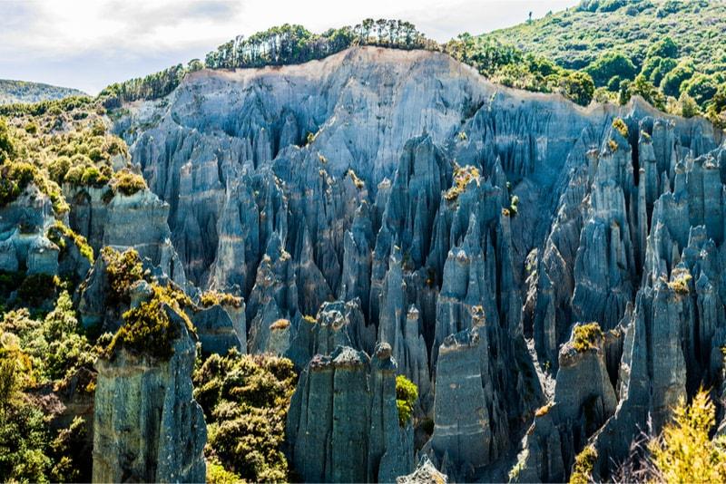 Putangirua Pinnacles - Fun things to do in New Zealand
