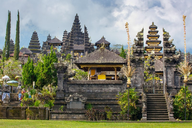 Pura Besakih - Cose da fare a Bali