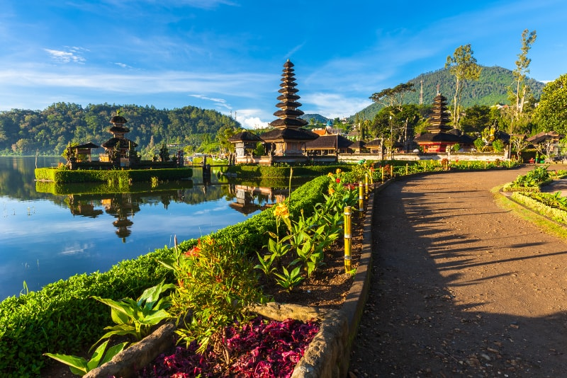 Temple Ulun Danu - Choses à faire à Bali