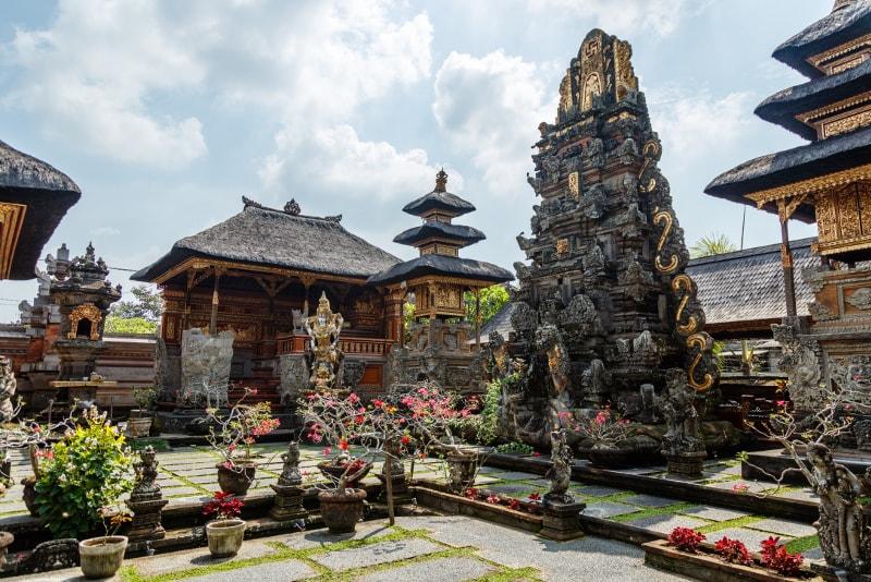 Pura Taman Saraswati - Cose da fare a Bali
