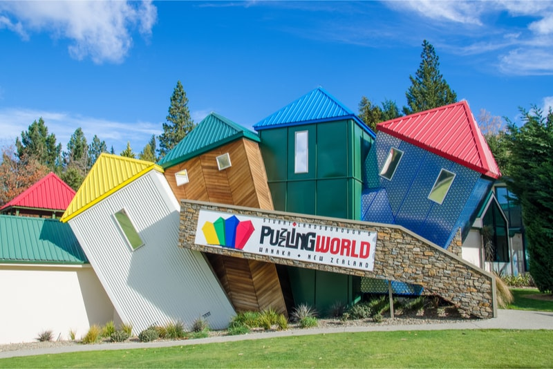 Puzzling world - Fun things to do in New Zealand