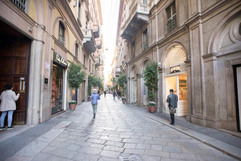 quadrilatero della moda-What to do in Milan