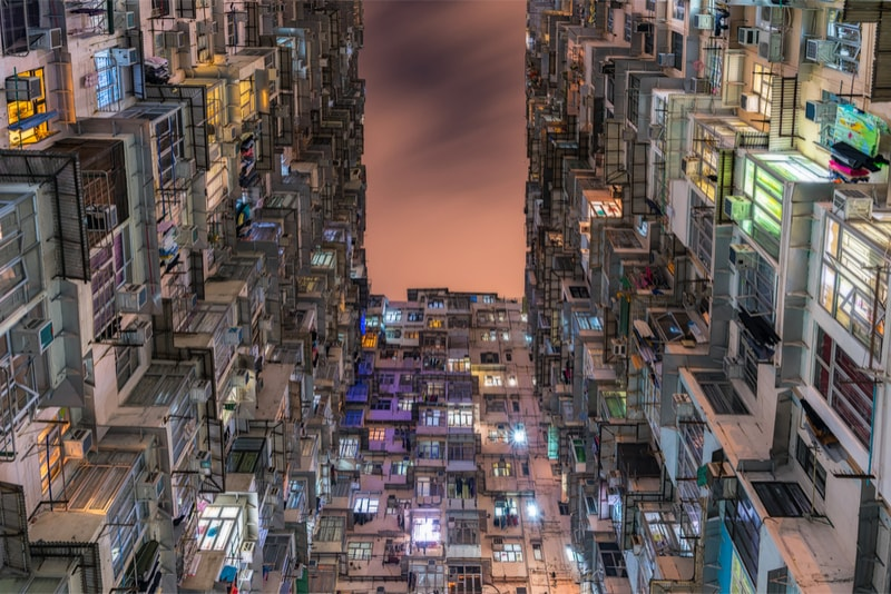 Quarry bay monster building - Cose da Fare a Hong Kong