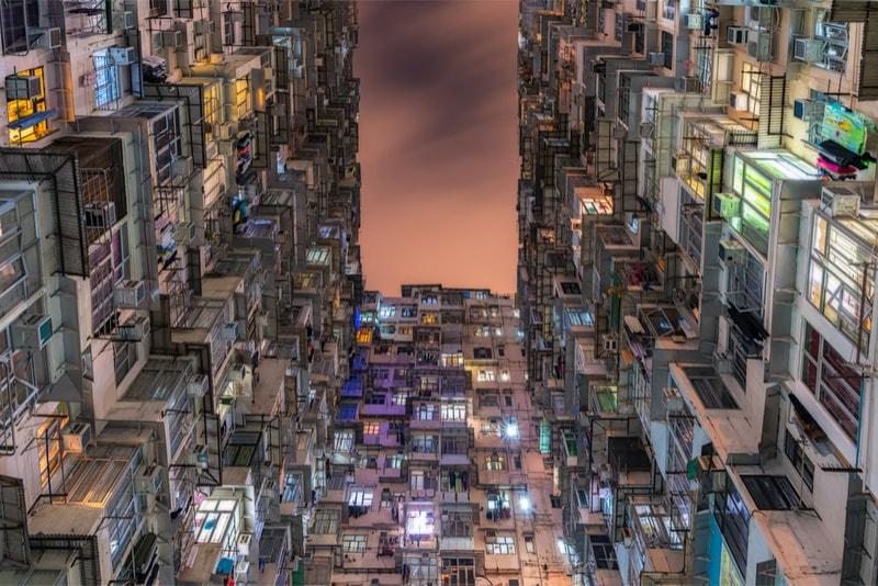 Quarry bay monster building - Cose da Fare a Hong Kong
