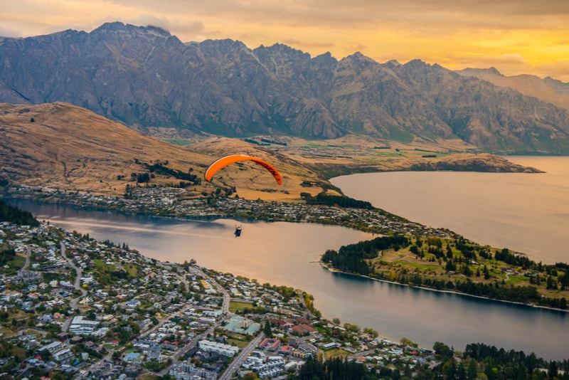 Queenstown - Fun things to do in New Zealand