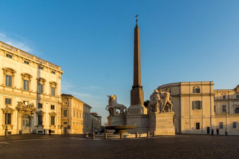 Palácio Quirinale - Coisas Para Ver em Roma