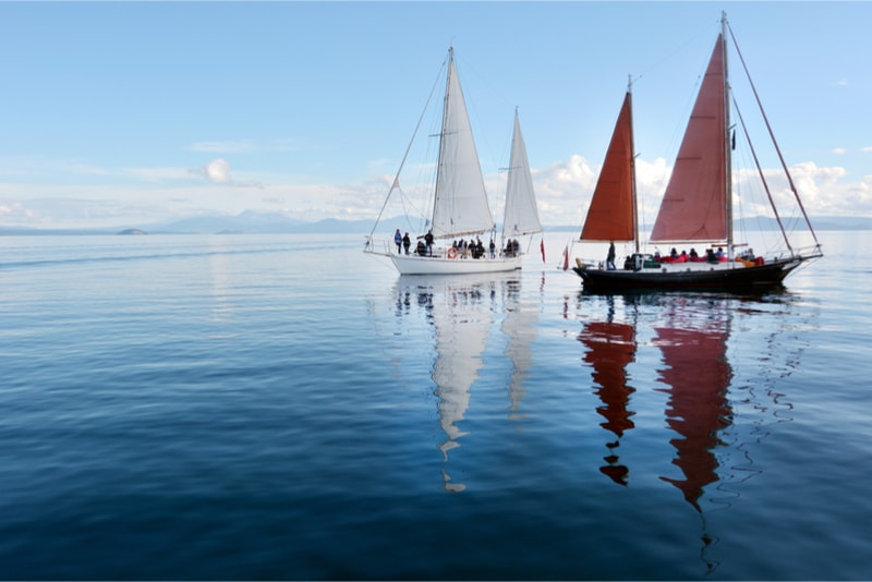 Lake Taupo - Fun things to do in New Zealand