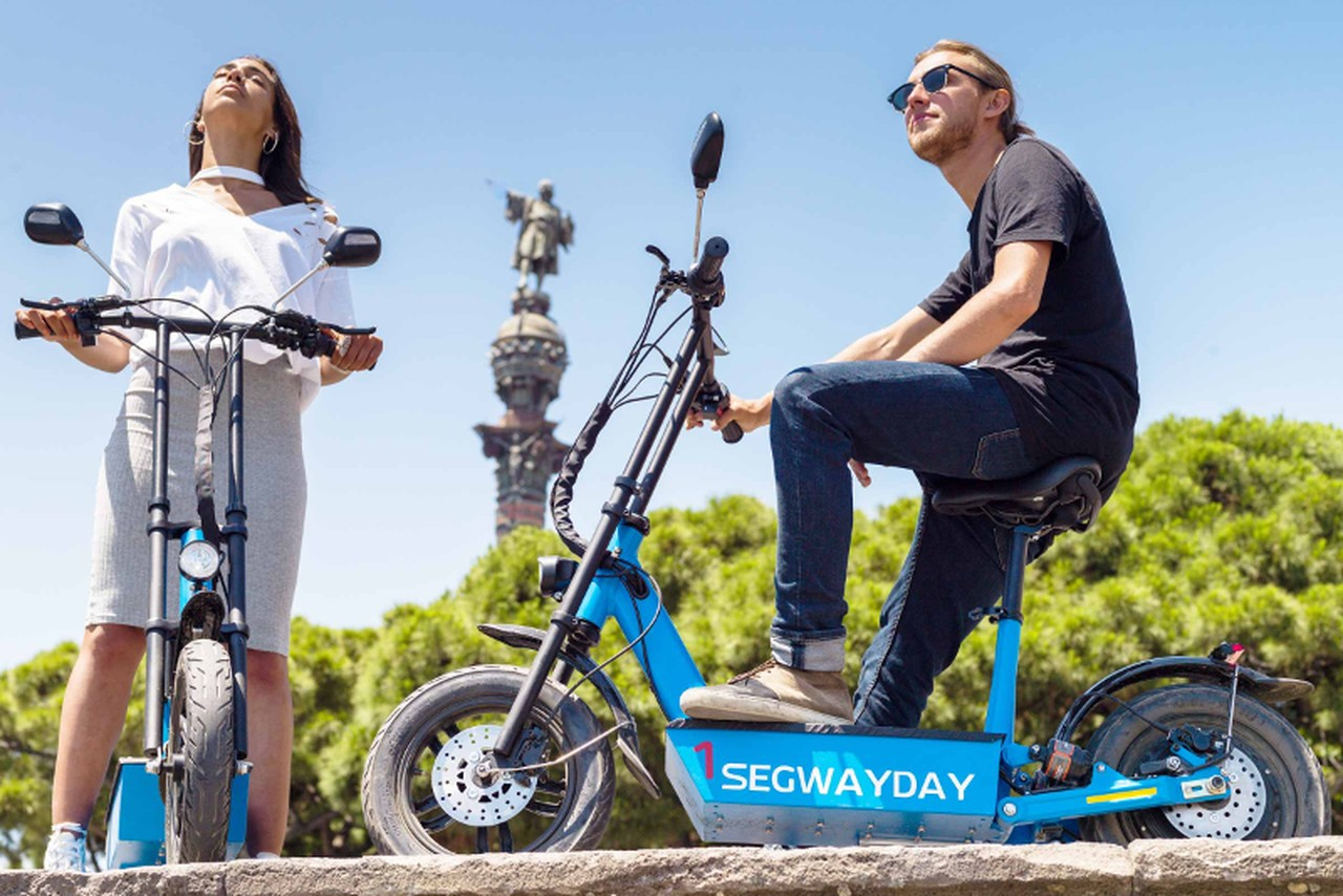 Tour con segway - Cose da Fare a Barcellona