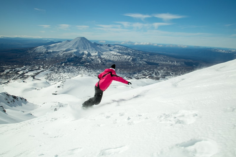 Skiing New Zealand - Fun things to do in New Zealand