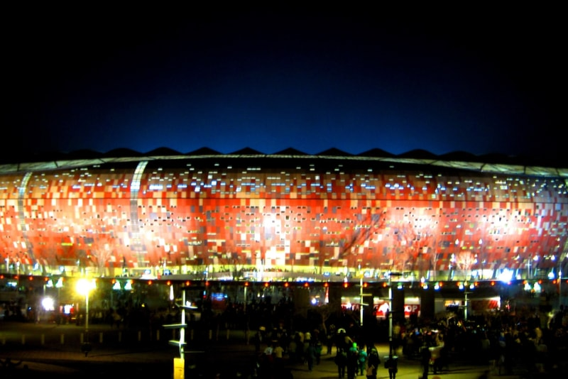 Soccer City - Football Stadiums