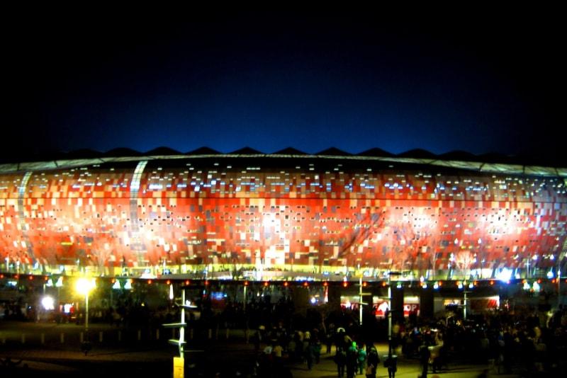 Soccer City - Football Stadiums