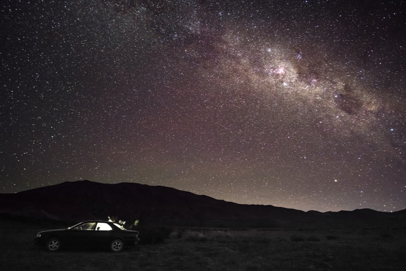 Stargaze in a Dark Sky Reserve - Fun things to do in New Zealand