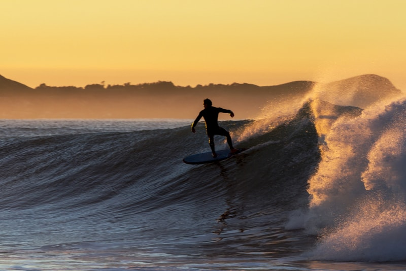 Surfing - Fun things to do in New Zealand