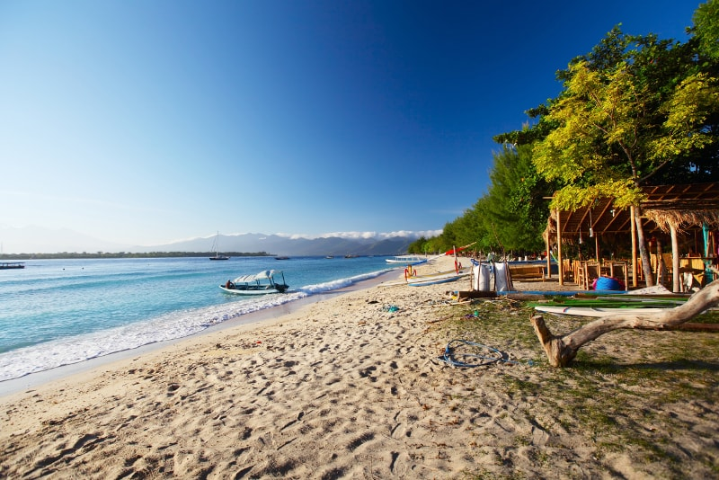 Gili Trawangan - Fun things to do in Bali
