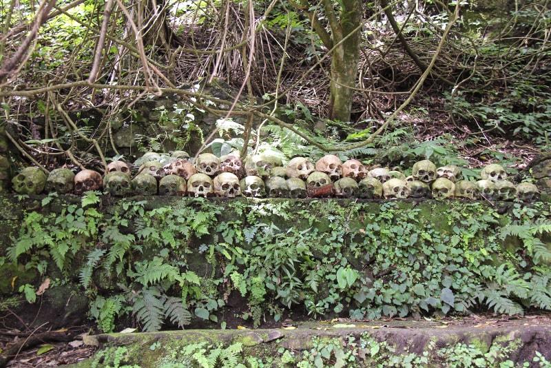 Cemitério Trunyan - coisas para fazer em bali