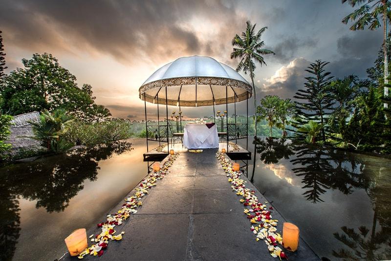 restaurant La View - Choses à faire à Bali