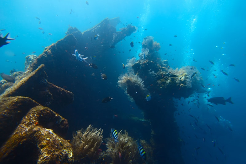 USAT Wreck - Fun things to do in Bali