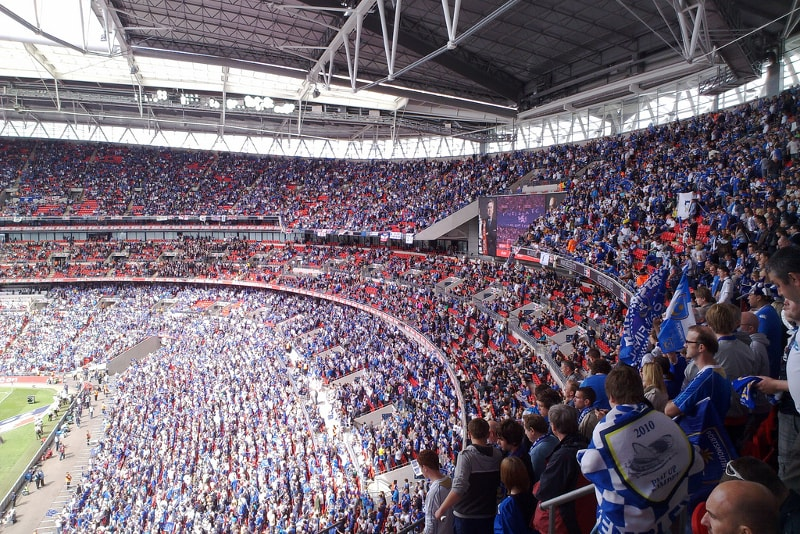 Wembley Stadium - Football Stadiums