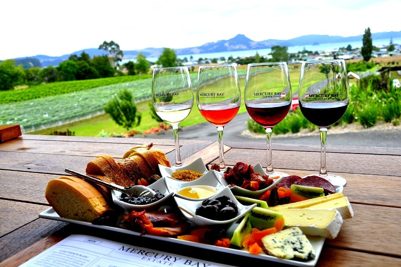 New Zealand's wine - Fun things to do in New Zealand
