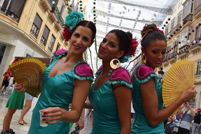 Feria de Agosto - Sehenswürdigkeiten in Malaga