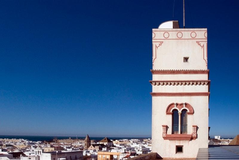 Cadiz Tavira Tower - Things to Do in Cadiz