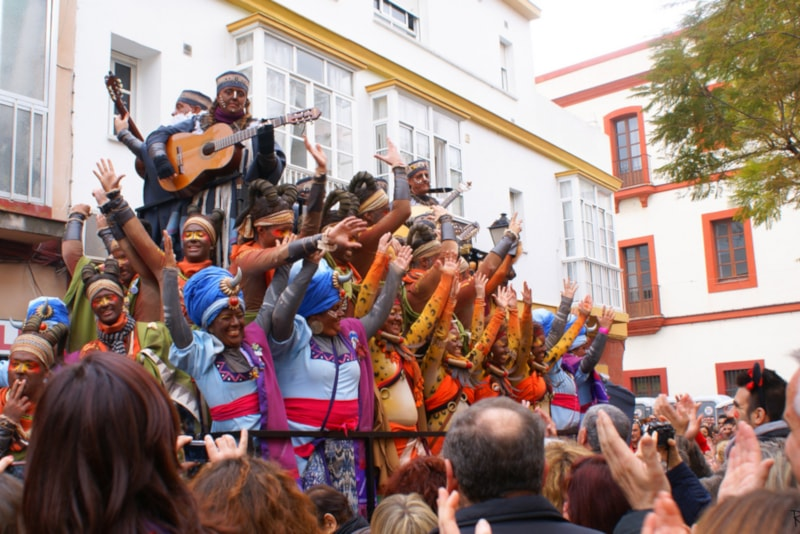 Carnival People Music - Best Things to Do Cadiz