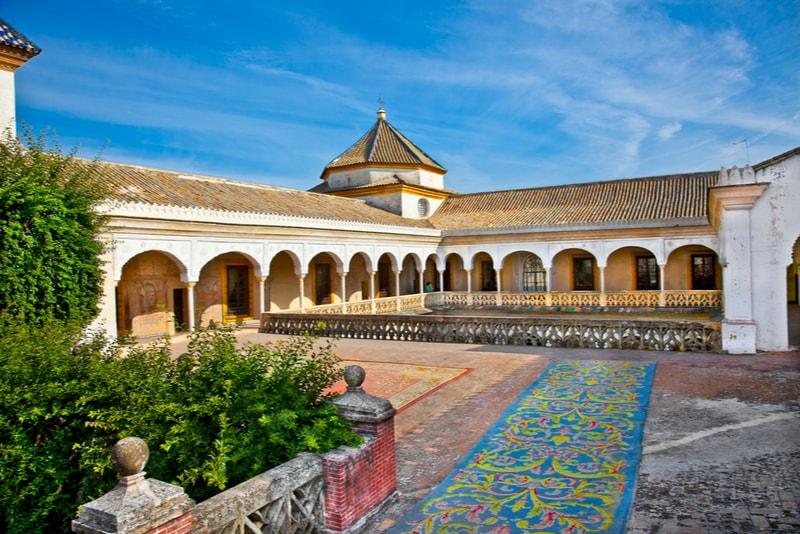 Casa de Pilatos - Sehenswürdigkeiten in Sevilla