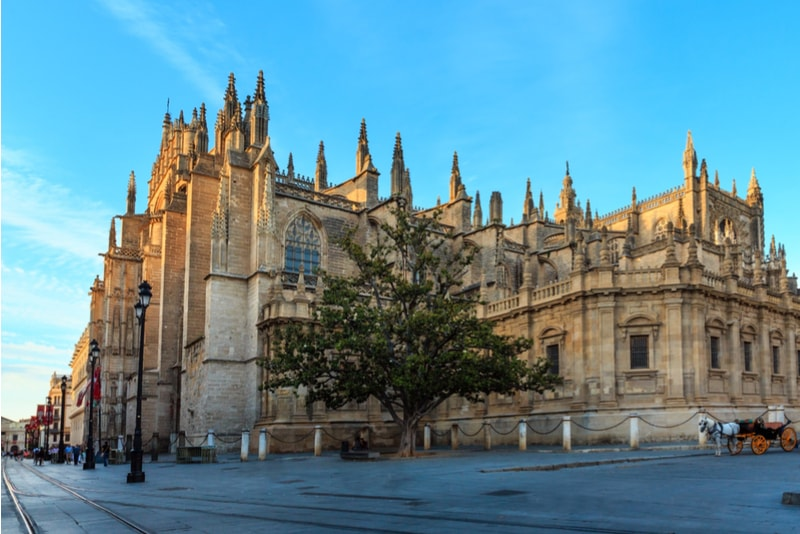 Cathedral City Center - Things to Do Seville