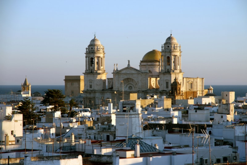 Cathedral View - Things to Do in Cadiz