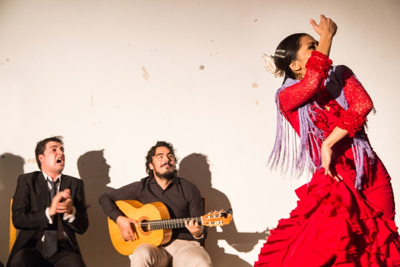 Flamenco Show - Things to Do Seville