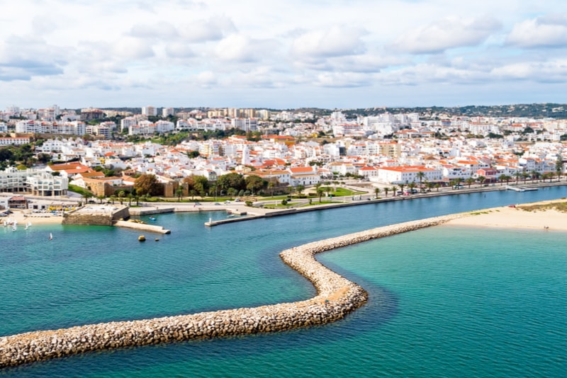 Lagos - Best places to visit in Portugal