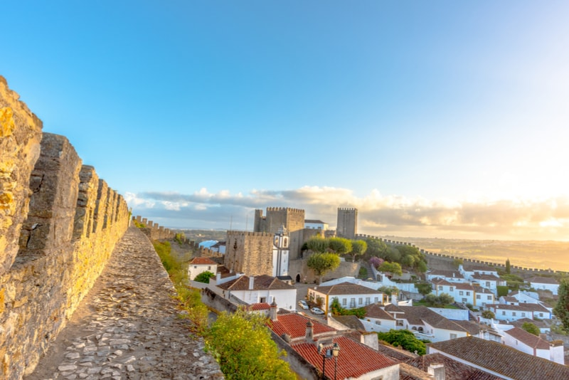 Obidos - Best places to visit in Portugal