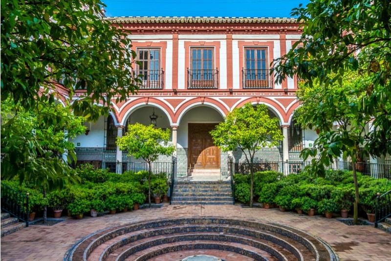 Ospital de los Venerables - Sehenswürdigkeiten in Sevilla