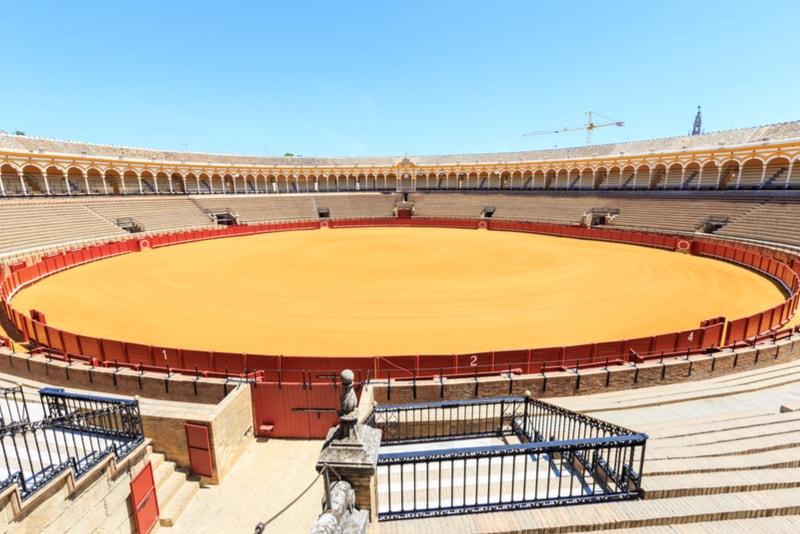 Plaza de Toros - Sehenswürdigkeiten in Sevilla