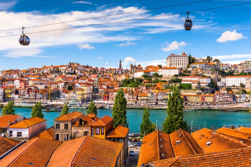Porto - Best places to visit in Portugal