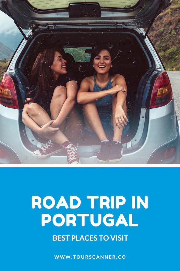 Road Trip In Portugal Pinterest