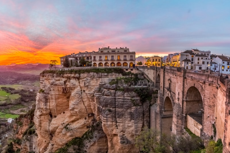 Ronda View Bridge - Sehenswürdigkeiten in Sevilla
