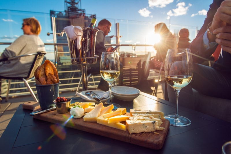 Rooftop Happy Hour - Things to Do Seville