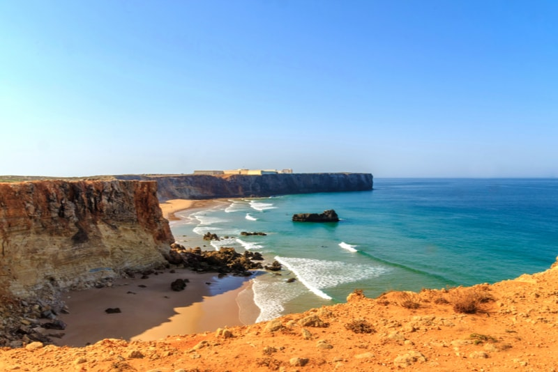 Sagres - Best places to visit in Portugal