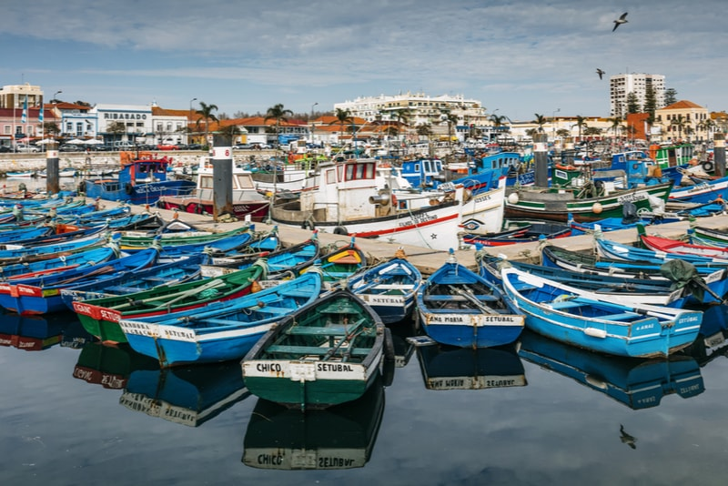 Setubal - Best places to visit in Portugal