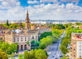Seville View Street - Best Things to Do Seville