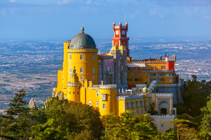 Sintra - Best places to visit in Portugal
