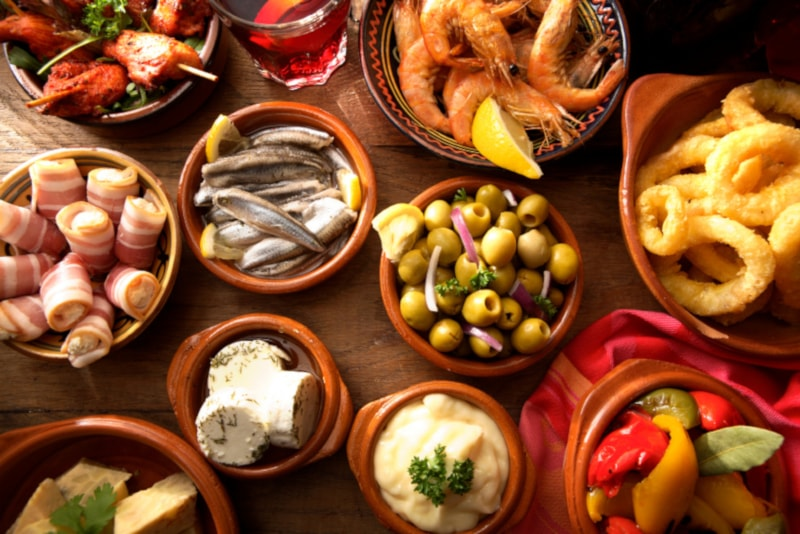 Tapas Food - Best Things to Do Cadiz