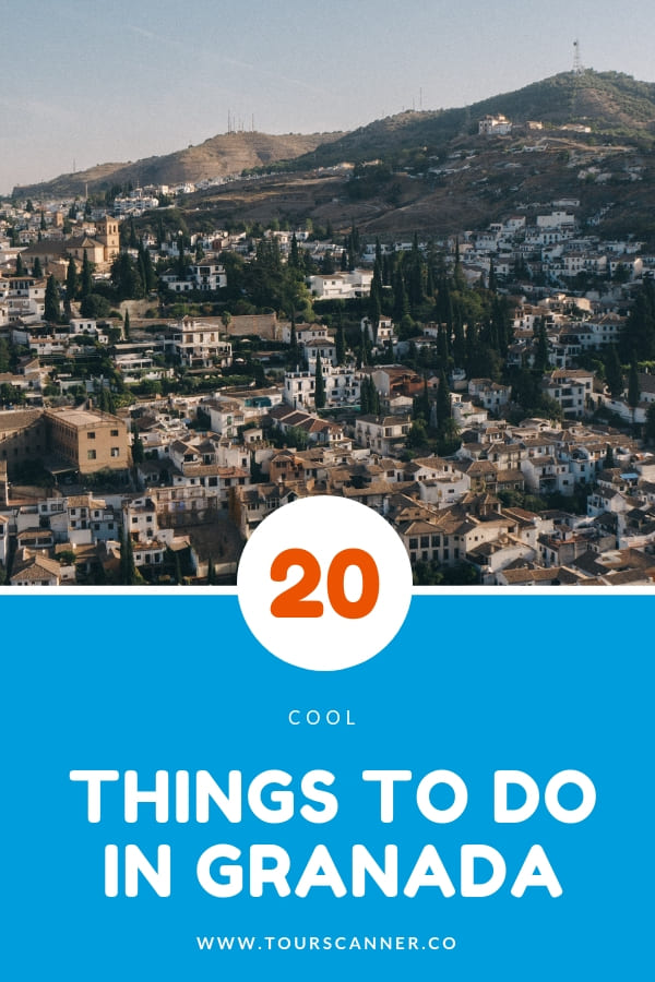 Things To Do In Granada Pinterest