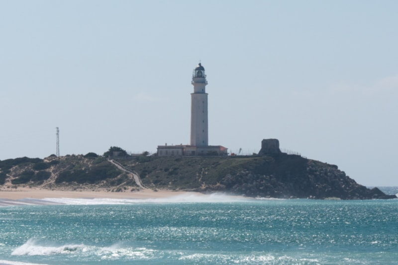 Trafalgar Lighthouse - Things to Do in Cadiz