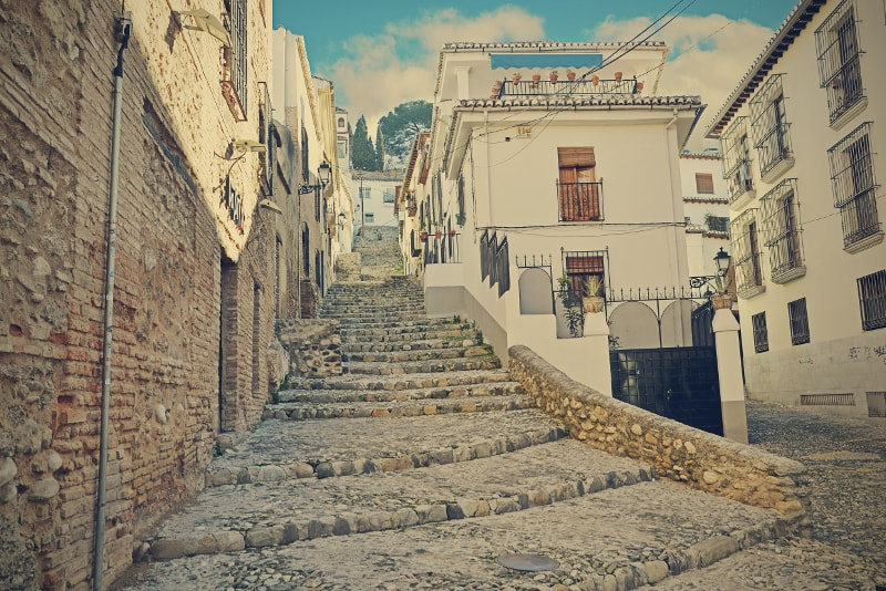Albaycin District - Things to do in Granada