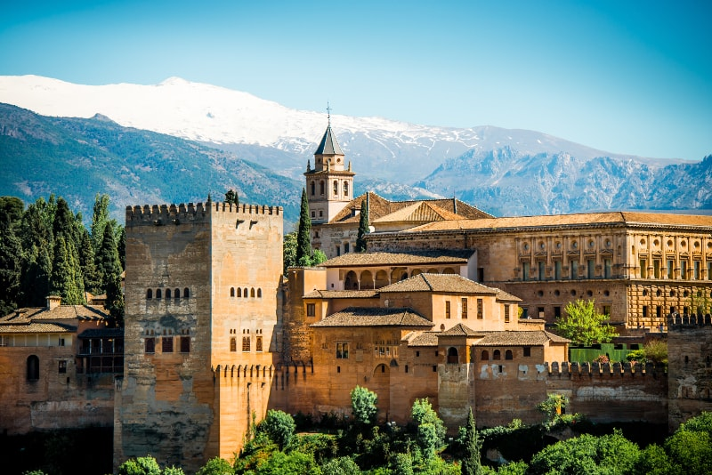 Alhambra - Andalusia travel