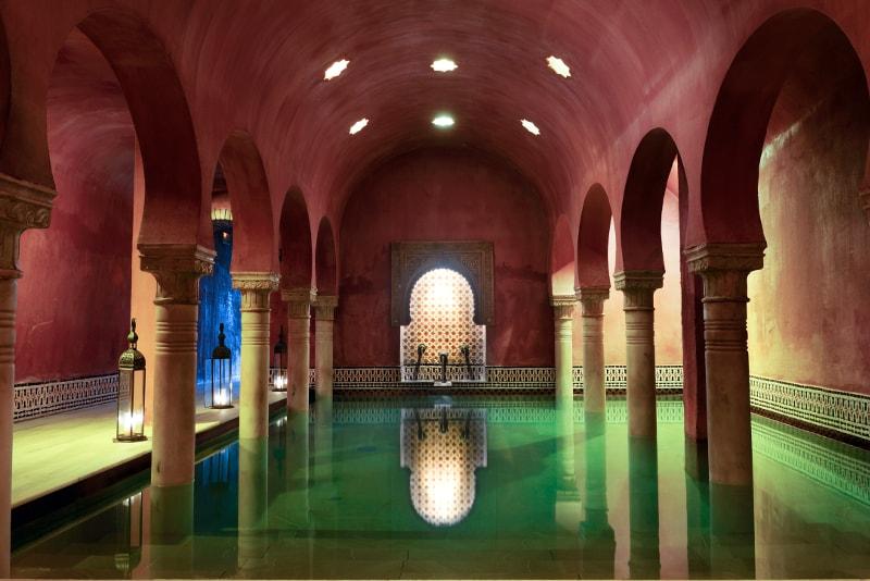 Arab Bath - Things to do in Granada