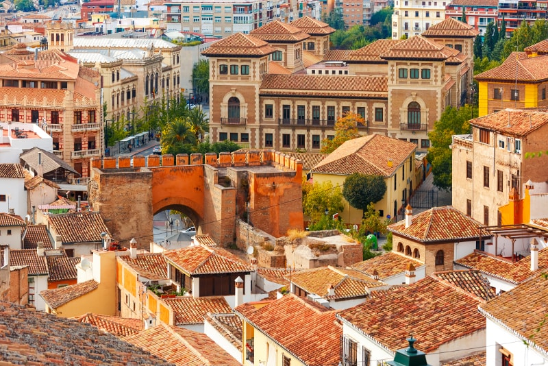 Arch Of Elvira - Things to do in Granada